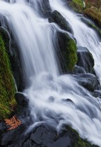 Bride's Veil Waterfall, Isle of Skye, Scotland