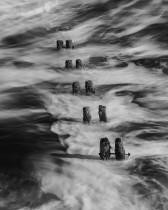 Wave Breakers, Sandsend Village, Yorkshire Coast, England