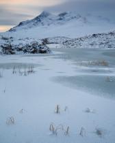 Missing Light. Glen Sigachan And Black Cuillin Hills, Isle Of Skye, Scotland