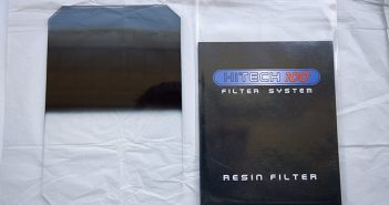Hitech reverse neutral density graduated filter