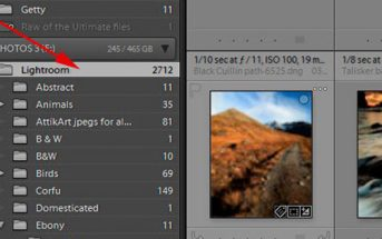 Moving Adobe Lightroom Data