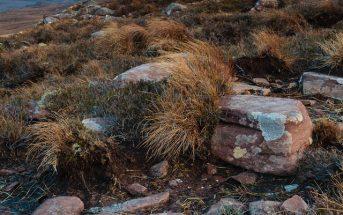 Druim Bad a Ghaill, Inverpolly, Scotland