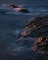 Liquid Light, Duntulm Castle, Isle of Skye, Scotland