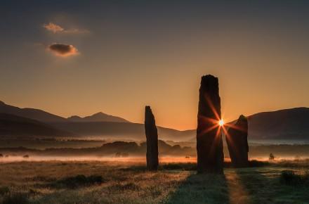 Machrie-moor-standing-stones,-Isle-of-Arran