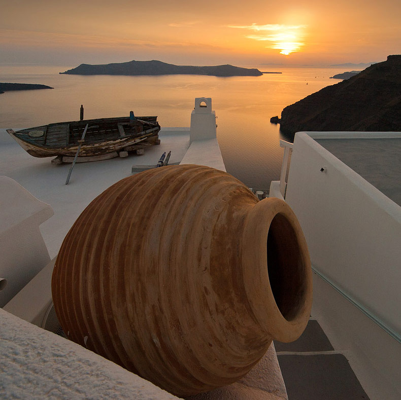 Martin Farrow, Santorini 2011 Photographic Workshop
