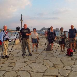 On Location, Corfu 2012 Group