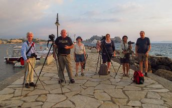 On Location, Corfu 2012 Group