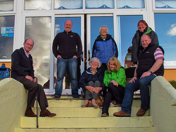 On Location, Cornwall 2012 Group