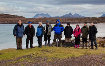 On Location, Inverpolly & Assynt Group
