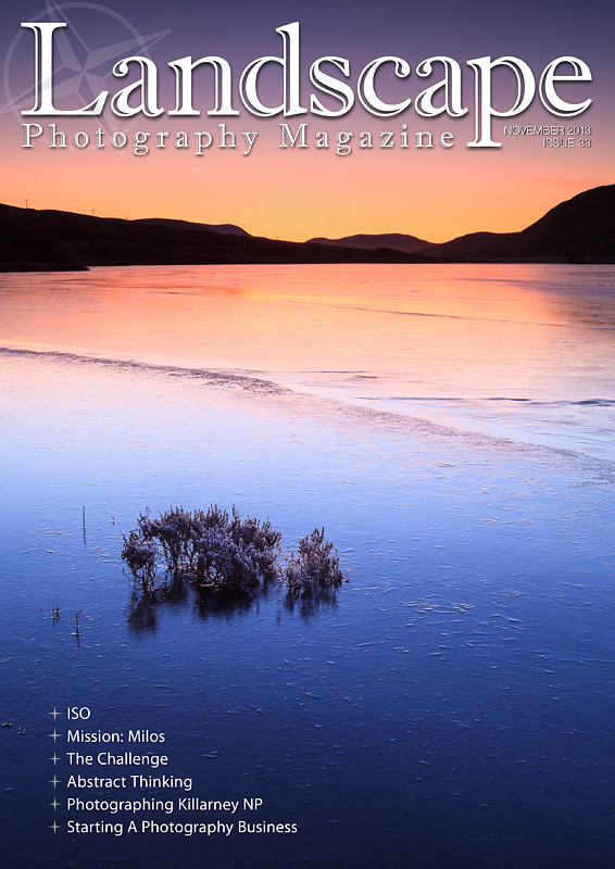 Landscape Photography Magazine Issue 33 November 2013