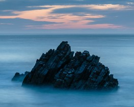 Cullen Bay Sunrise, Moray Coast, Scotland