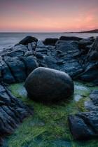 Hopeman Bay Sunrise, Moray Coast, Scotland