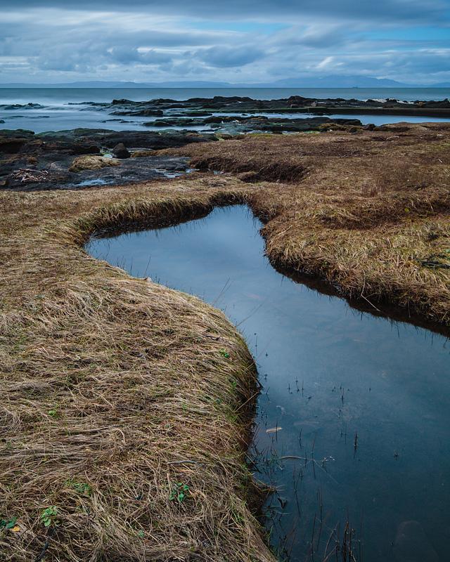 Troon-Bay,-Ayrshire-Coast,-Scotland