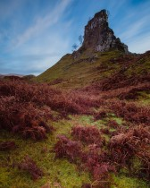 Free Article • Fairy Glen Monster. fairy-glen-isle-of-skye-scotland