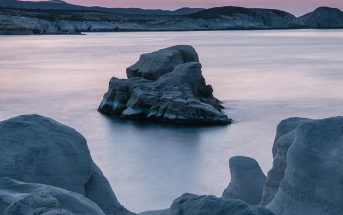 Sarakiniko-Sunset,-Milos-Island,-Greece-2182