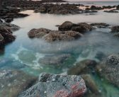 Dunure Beach Sunrise, Ayrshire, Scotland