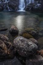 Glen Sligachan Falls, Isle Of Skye, Scotland