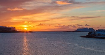 Loch Bracadale Sunset, Isle Of Skye, Scotland