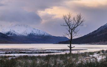 Loch Etive, Glen Etive, Scotland