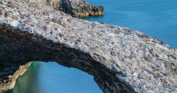 Pachaina Arches, Milos Island, Greece