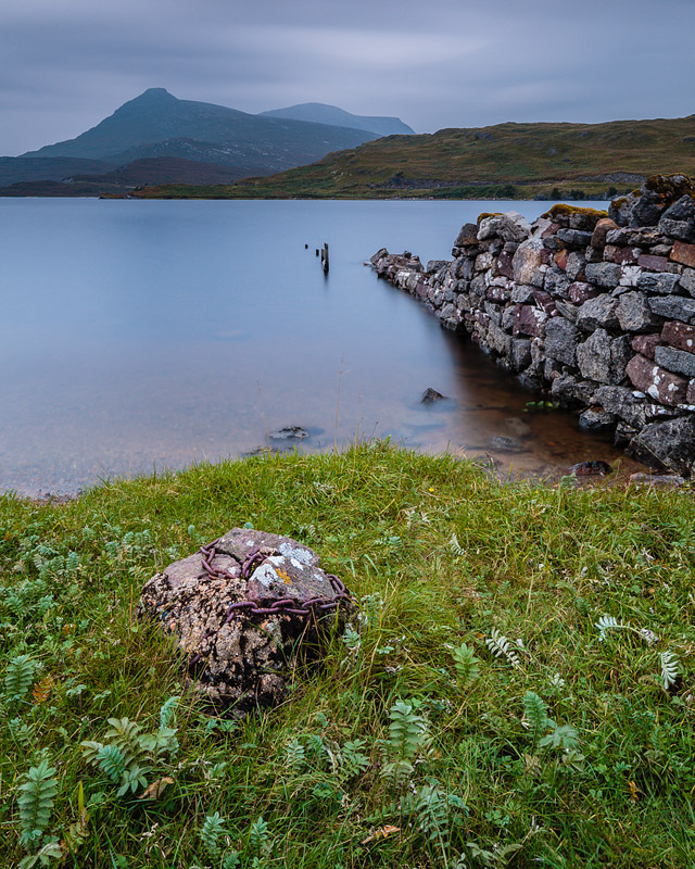 Loch-Assynt-and-The-Quinag,-Scotland-2982