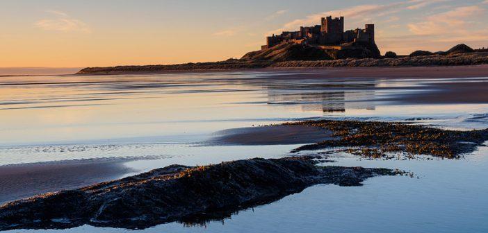 Bamburgh, Northumberland, Long Exposure photo workshop