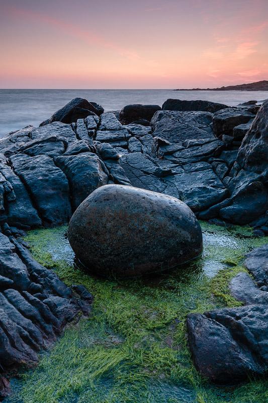 Hopeman-Sunrise,-Moray-Coast,-Scotland-2021