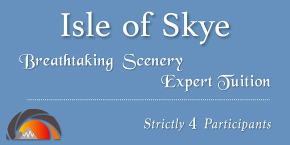 Isle of Skye photo workshop