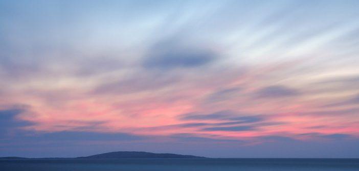 Berneray Isle West Bay, Hebrides, Scotland