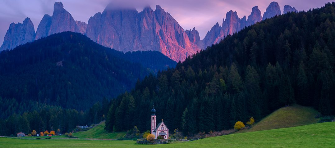 Dolomites Photo Tour