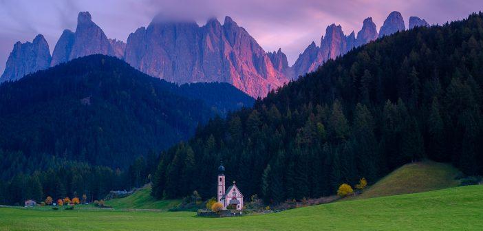 Dolomites Photo Tour